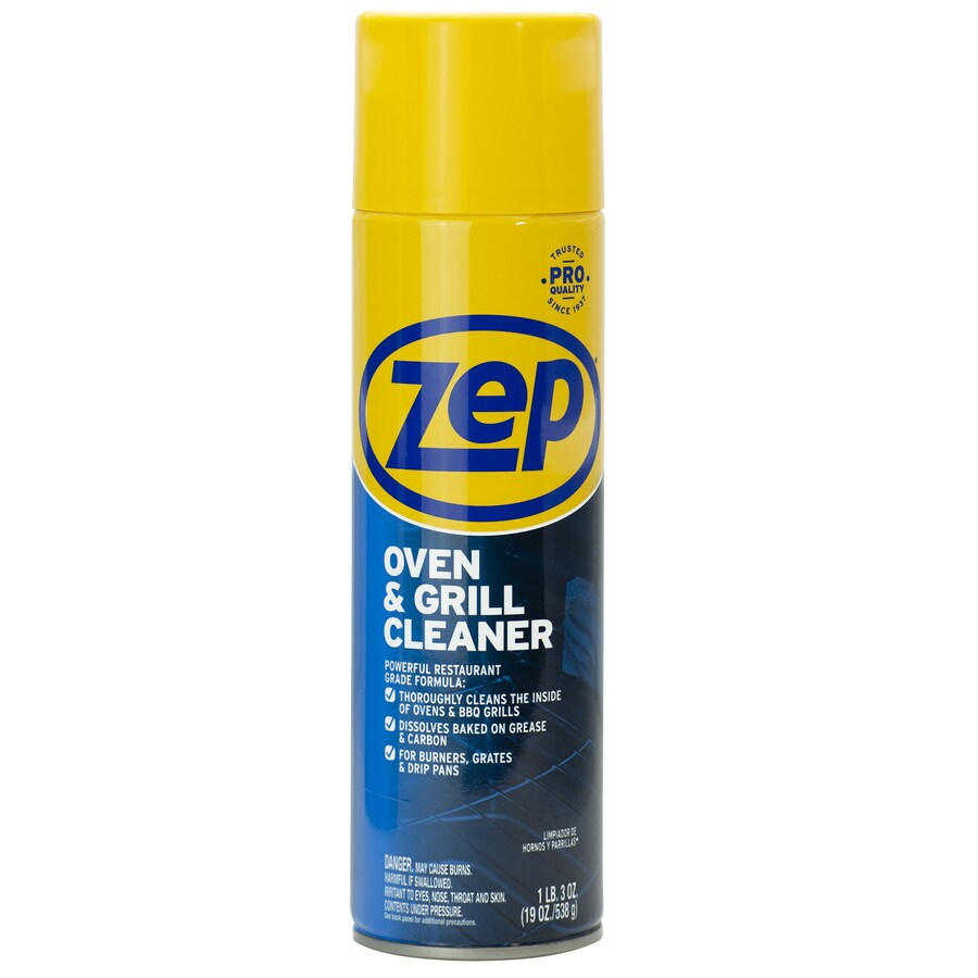 Zep Commercial 19 Ounce(S) Foam Oven Cleaner