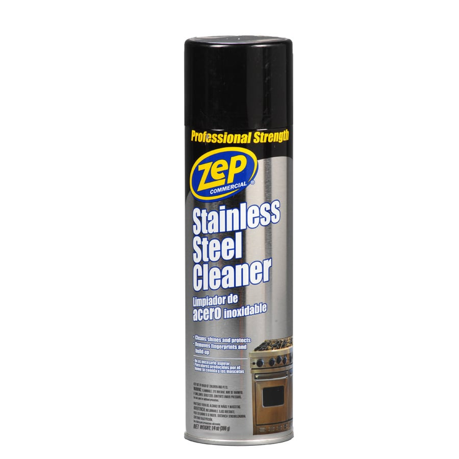 Zep Commercial 14 oz Stainless Steel Cleaner