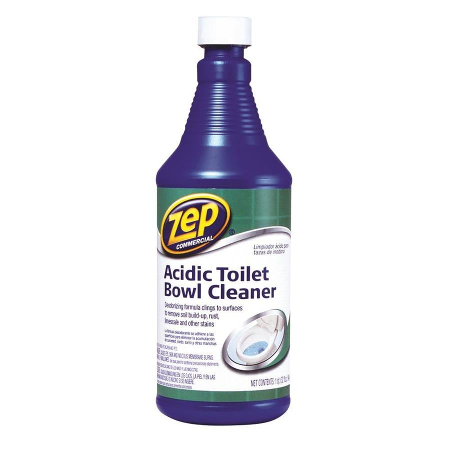Zep Acidic 32 Fl Oz Toilet Bowl Cleaner At Lowes Com