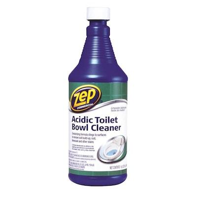 Zep Acidic 32 Fl Oz Toilet Bowl Cleaner At Lowes Com