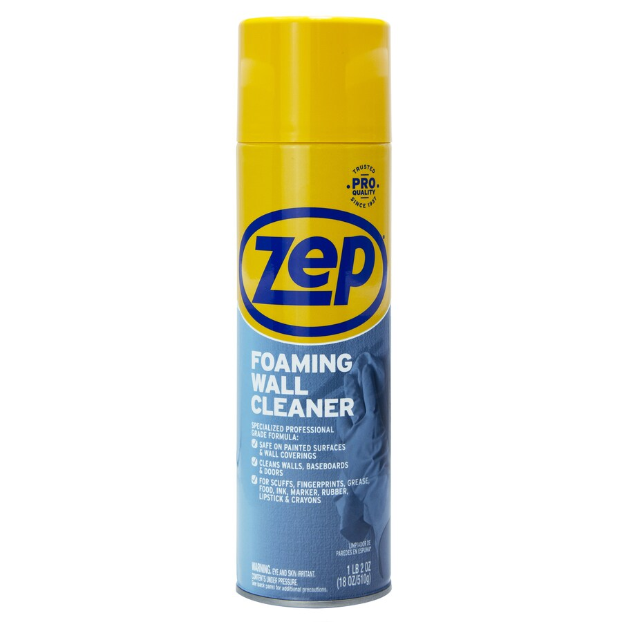 Zep Commercial Foaming Wall 18-oz Ammonia All-Purpose Cleaner