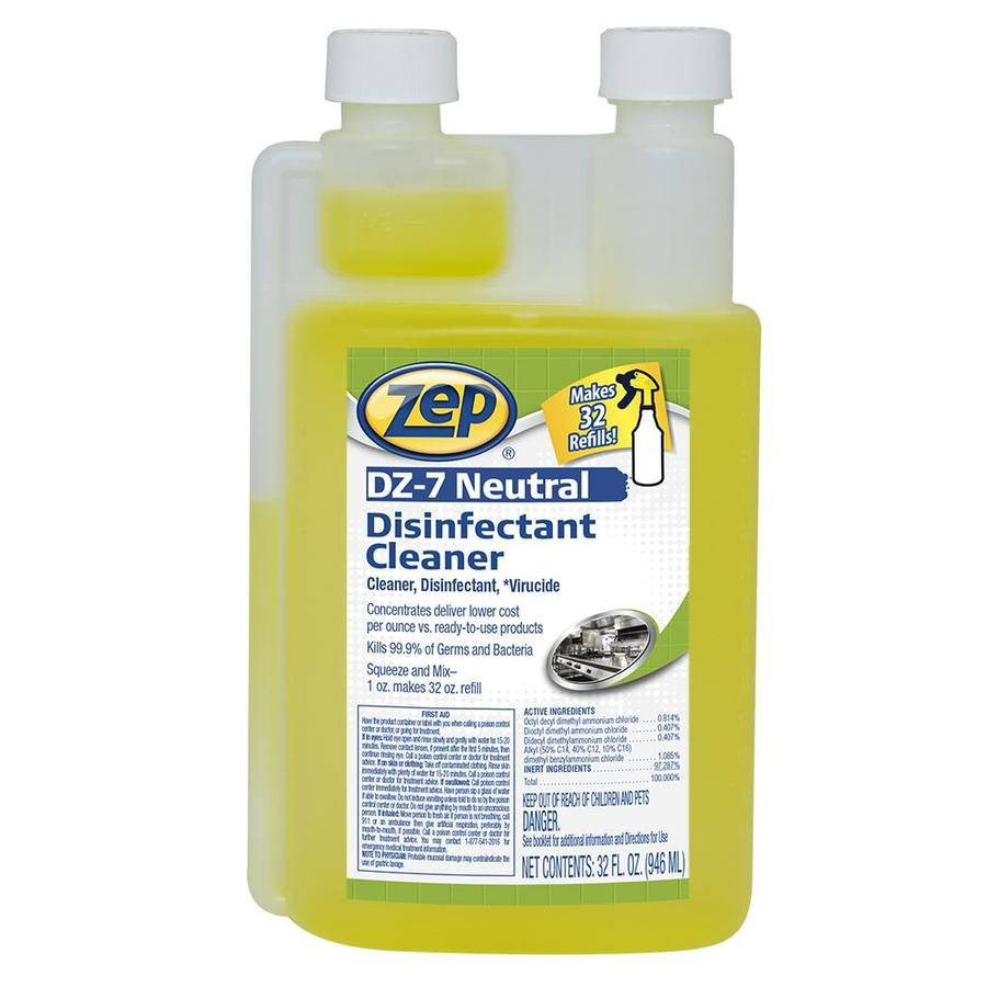 Zep Commercial Disinfectant 32-fl oz Unscented All-Purpose Cleaner