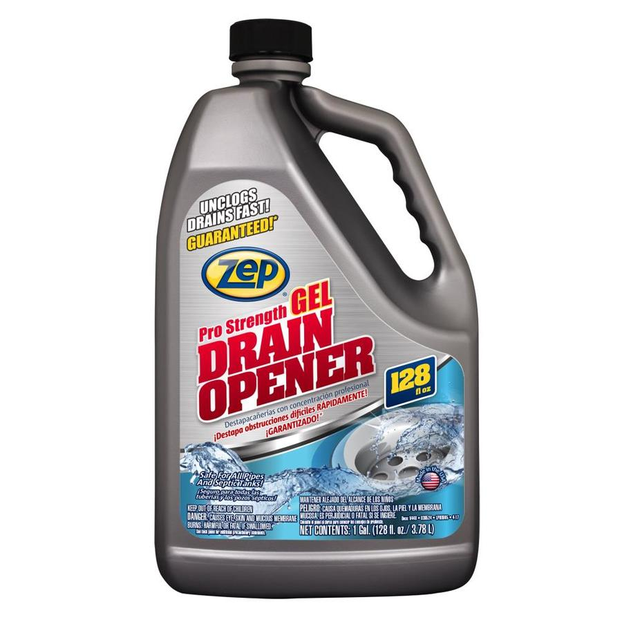 Shop Zep Commercial 128 Fl Oz Drain Cleaner At Lowes Com