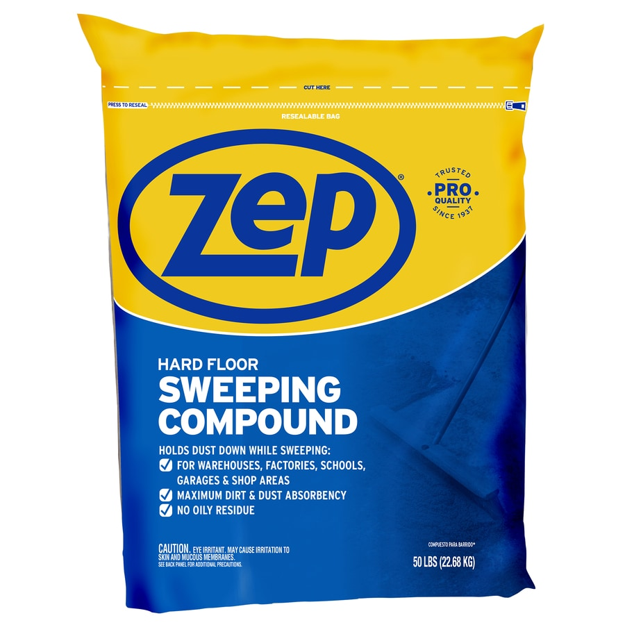 Zep Commercial 50-lb Floor Sweeping Compound