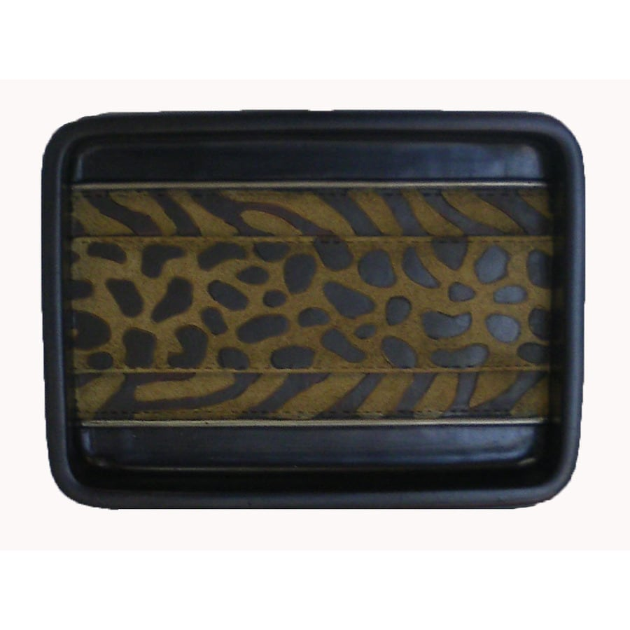 Avanti Cheshire Mocha Resin Soap Dish