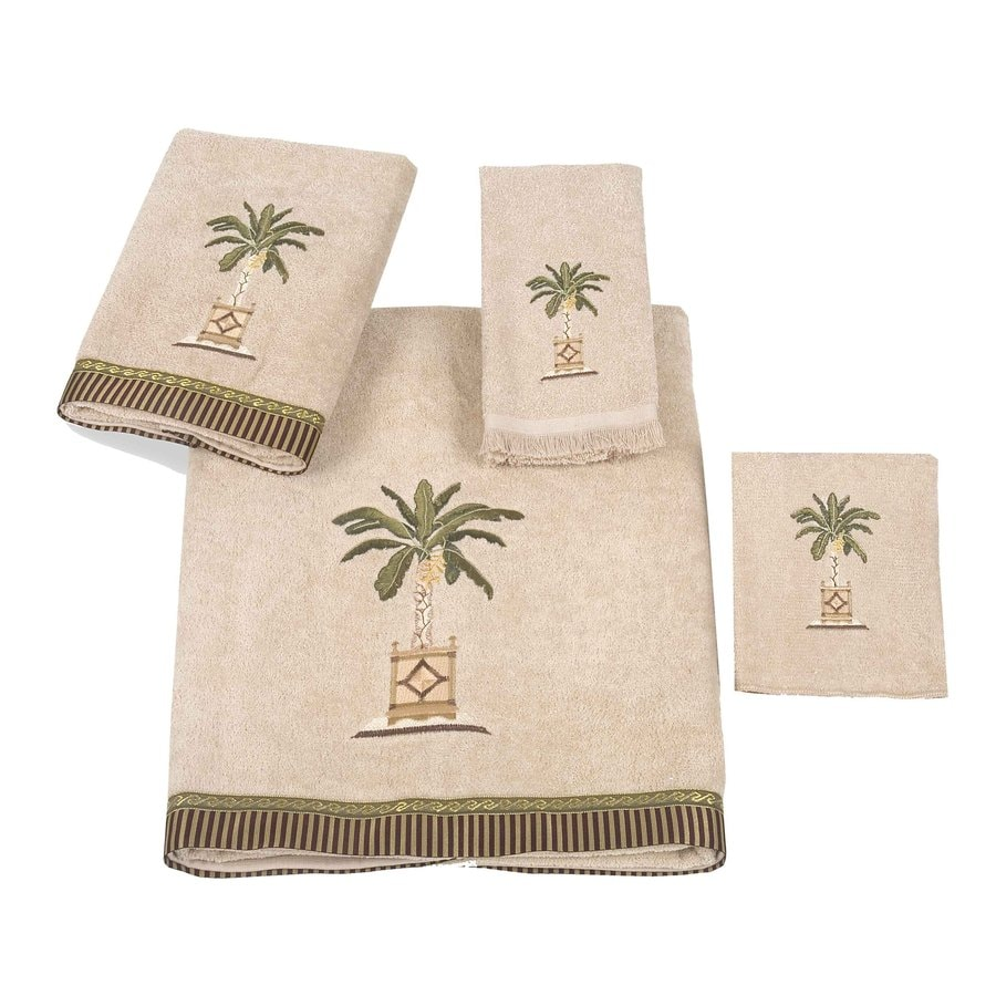 Avanti Linen Cotton Bath Towel Set