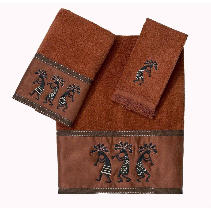 Avanti Copper Cotton Bath Towel Set