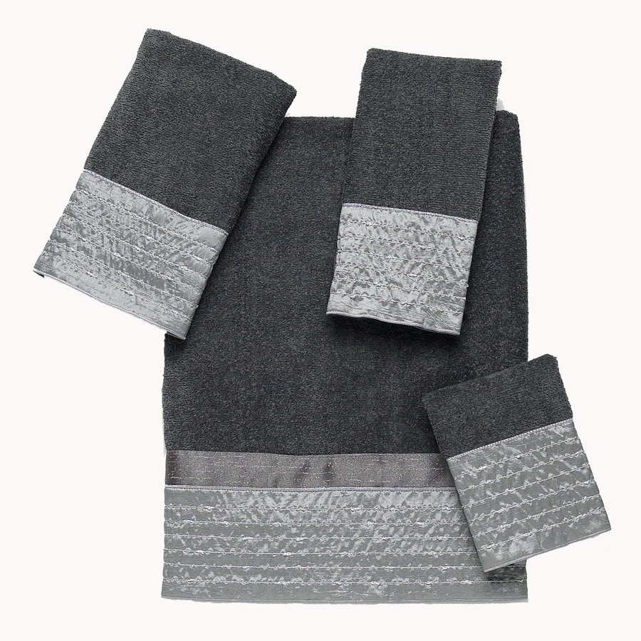Avanti Granite Cotton Bath Towel Set