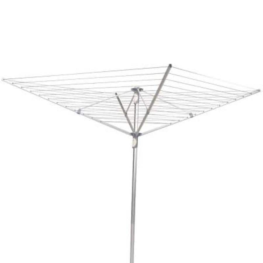 Household Essentials 12-Tier Metal Umbrella Clothesline