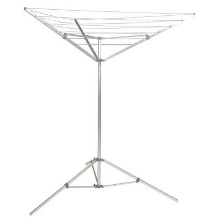 Household Essentials Metal Umbrella Clothesline
