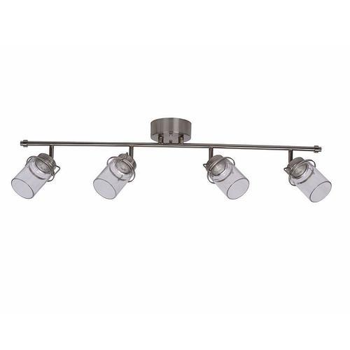Roth Sloan Brushed Nickel Track Lighting Support Stem 0809857 NEW Allen
