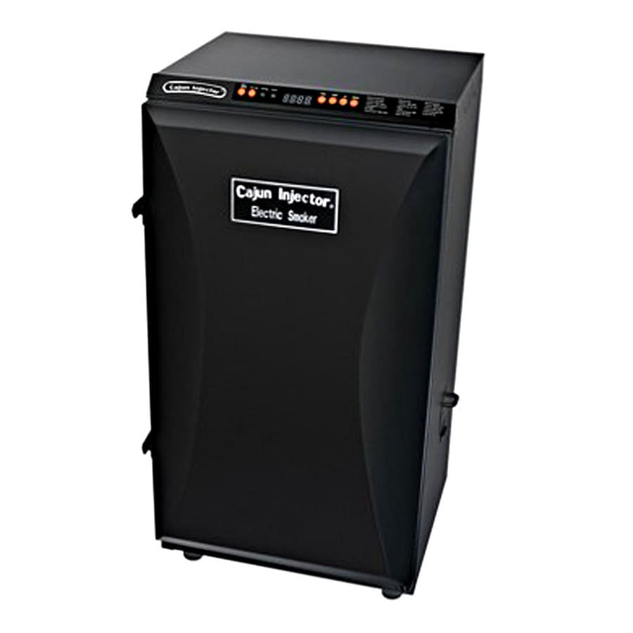 Shop Cajun Injector 650 Watt Electric Vertical Smoker