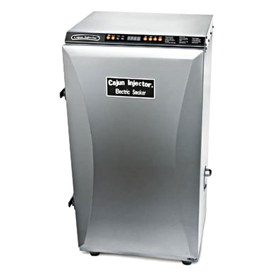 Cajun Injector 650-Watt Electric Vertical Smoker