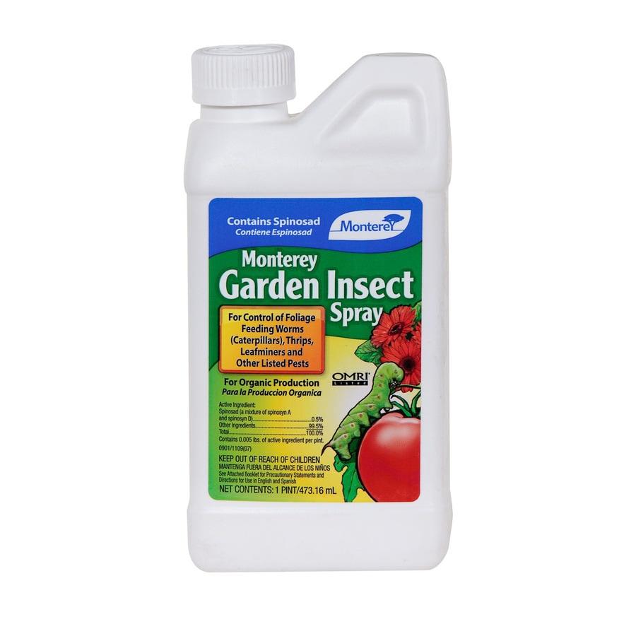 Monterey Organic Garden Insect Killer