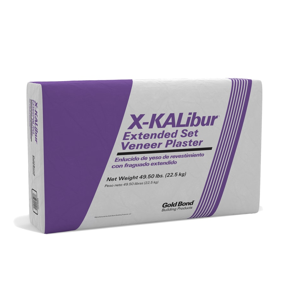 Gold Bond X-KALibur 50-lb Bag Plaster of Paris Plaster