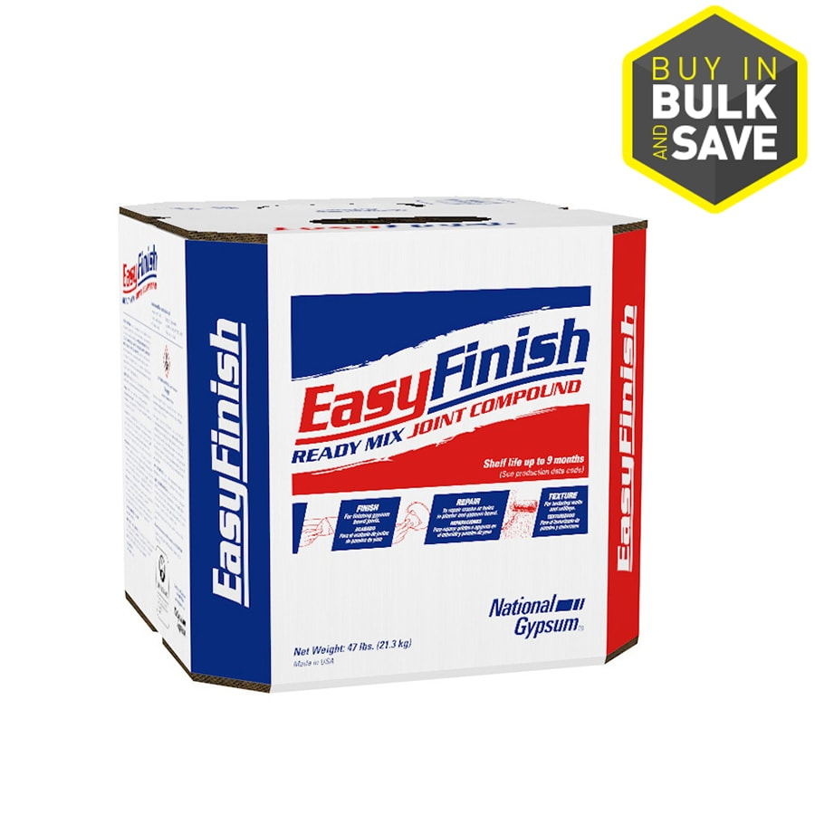 Easy Finish 47-lb Premixed All-Purpose Drywall Joint Compound