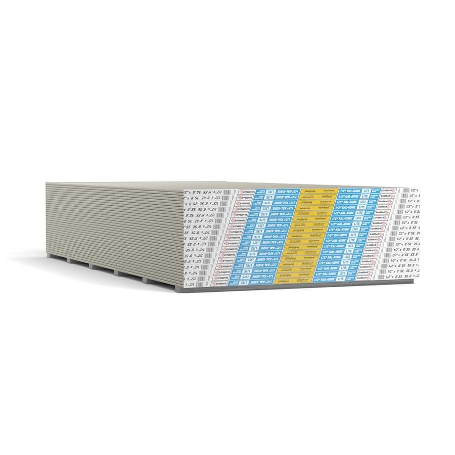 Gold Bond (Common: 1/2-in x 4-ft x 8-ft; Actual: 0.5-in x 4-ft x 8-ft) Kal-Kore LITE Drywall Panel