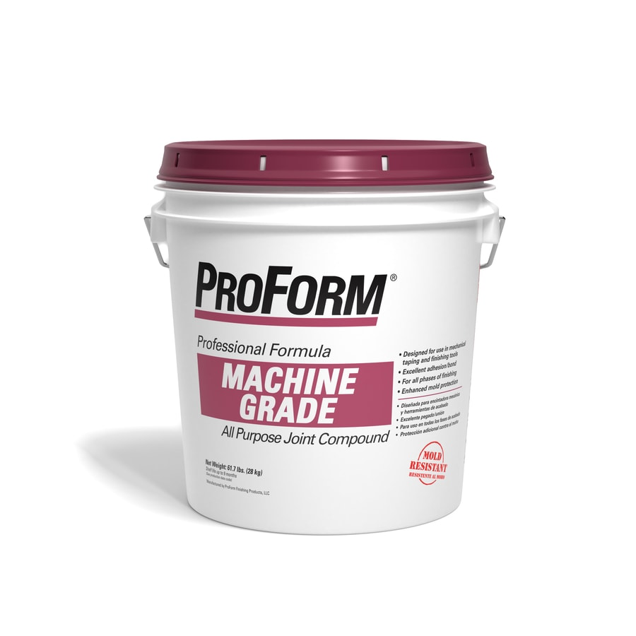 ProForm AP Machine Grade 61.7-lb Premixed All-Purpose Drywall Joint Compound