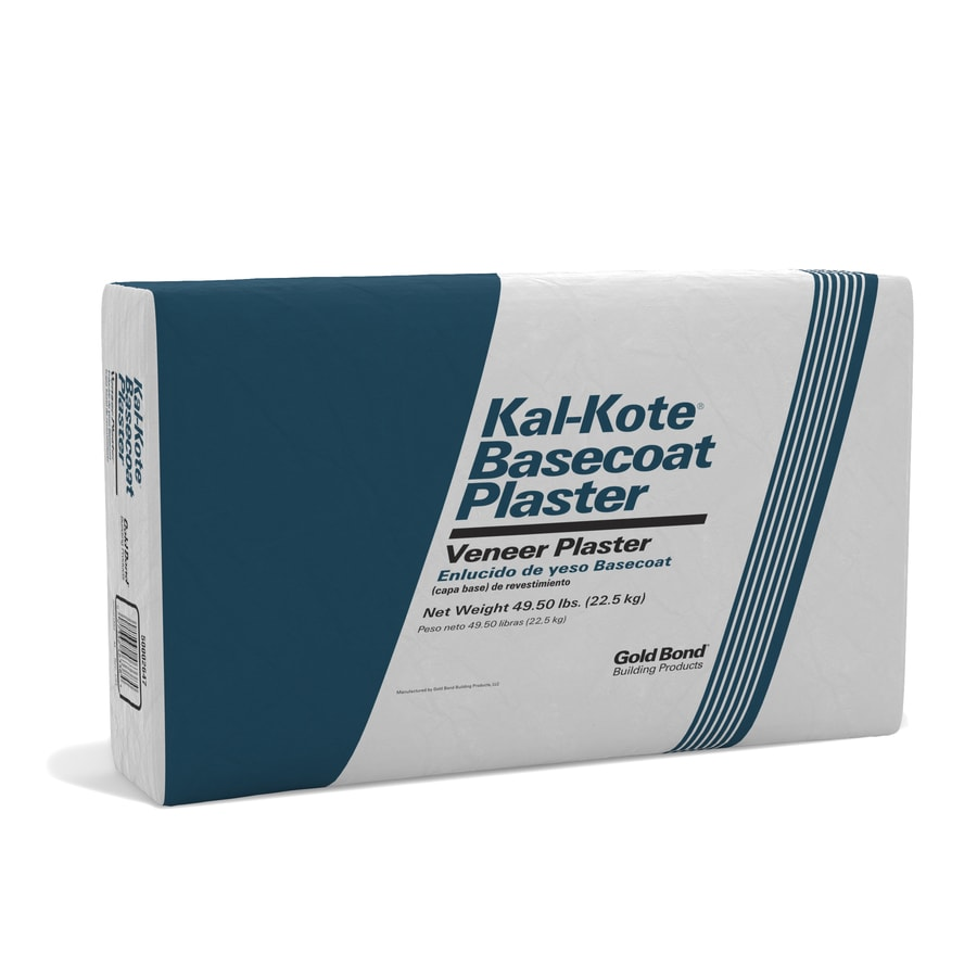 Shop Gold Bond Kal Kote 50 Lb Bag Foundation Plaster At