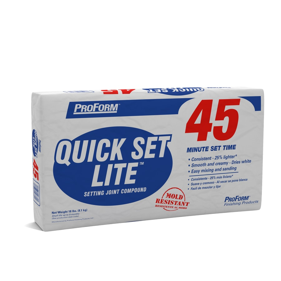 ProForm Quick-Set Lite 18-lb Lightweight Drywall Joint Compound