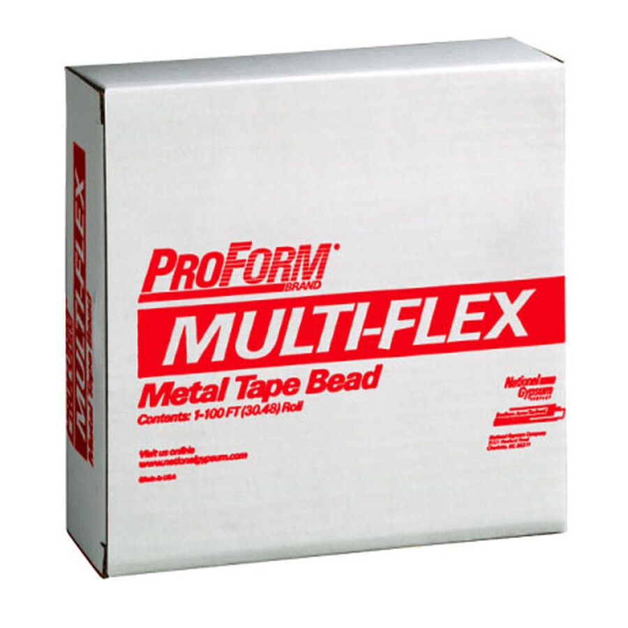 ProForm 2.438-in x 100-ft Multi-Use Paper-faced Metal Corner Bead