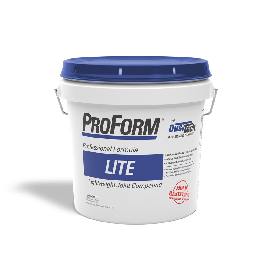 ProForm Lite with Dust-Tech 1-Gallon Premixed Lightweight Drywall Joint Compound