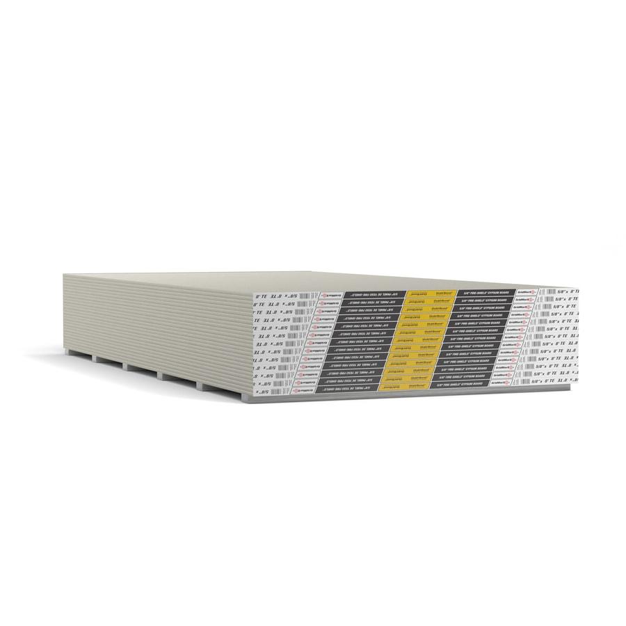 Gold Bond (Common: 5/8-in x 4-ft x 8-ft; Actual: 0.625-in x 4-ft x 8-ft) Fire-Shield Drywall Panel