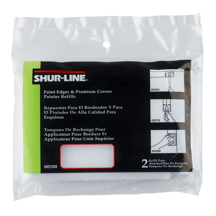 SHUR-LINE 2-Pack 4.75-in Paint Edger Refills
