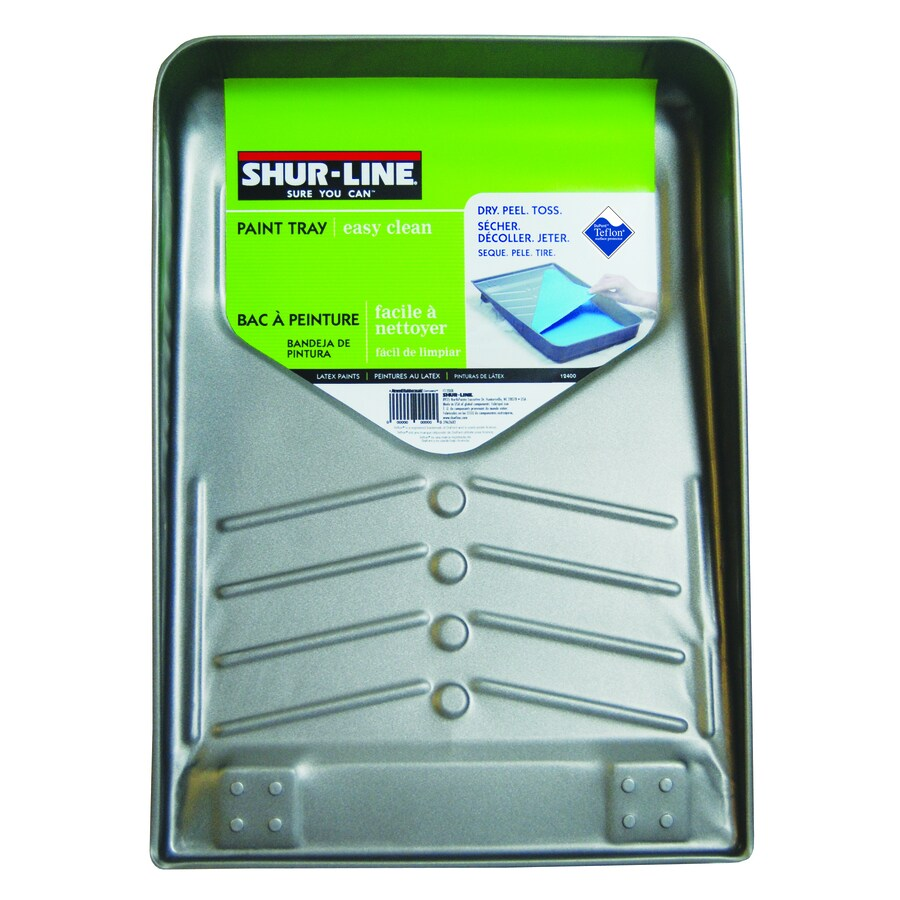 SHUR-LINE Paint Tray (Common: 10.75-in x 15-in; Actual 10.75-in x 15-in)
