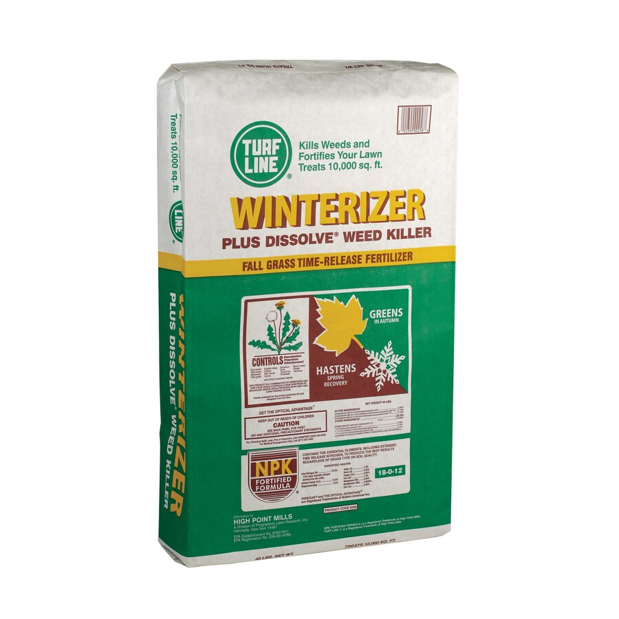 Turf Line 640-oz Winterizer and Weed Killer
