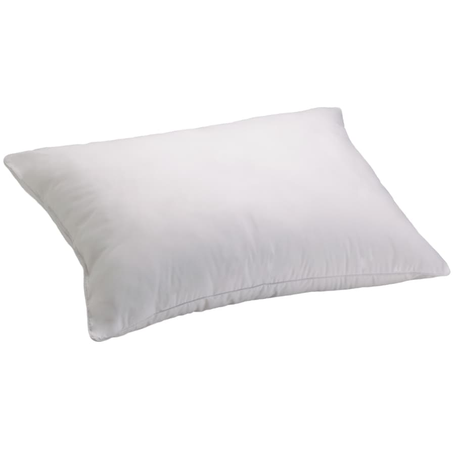 Aller-Ease 20-in W x 28-in L White Indoor Decorative Pillow