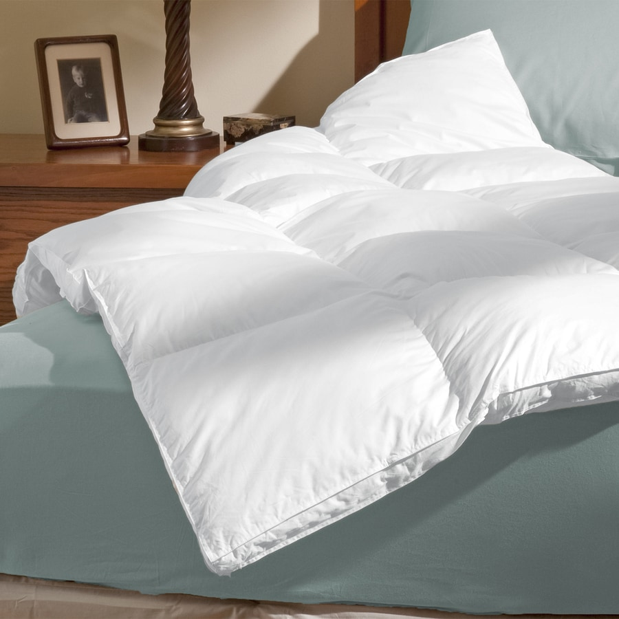 Aller-Ease Cotton Full Hypoallergenic Mattress Topper