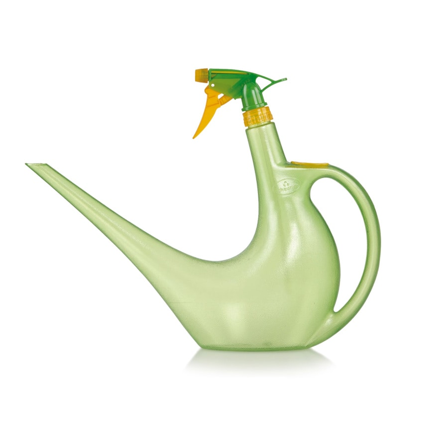0.317-Gallon Matte Plastic Watering Can