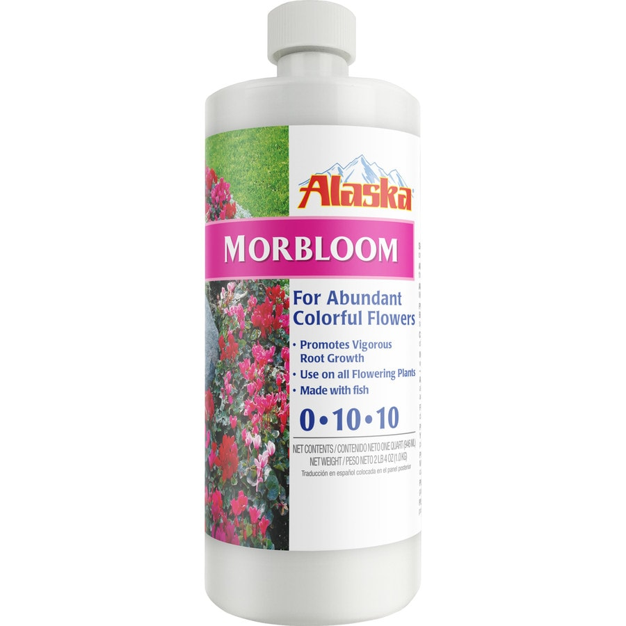 Alaska Morbloom 1 Quart(S) Flower Food