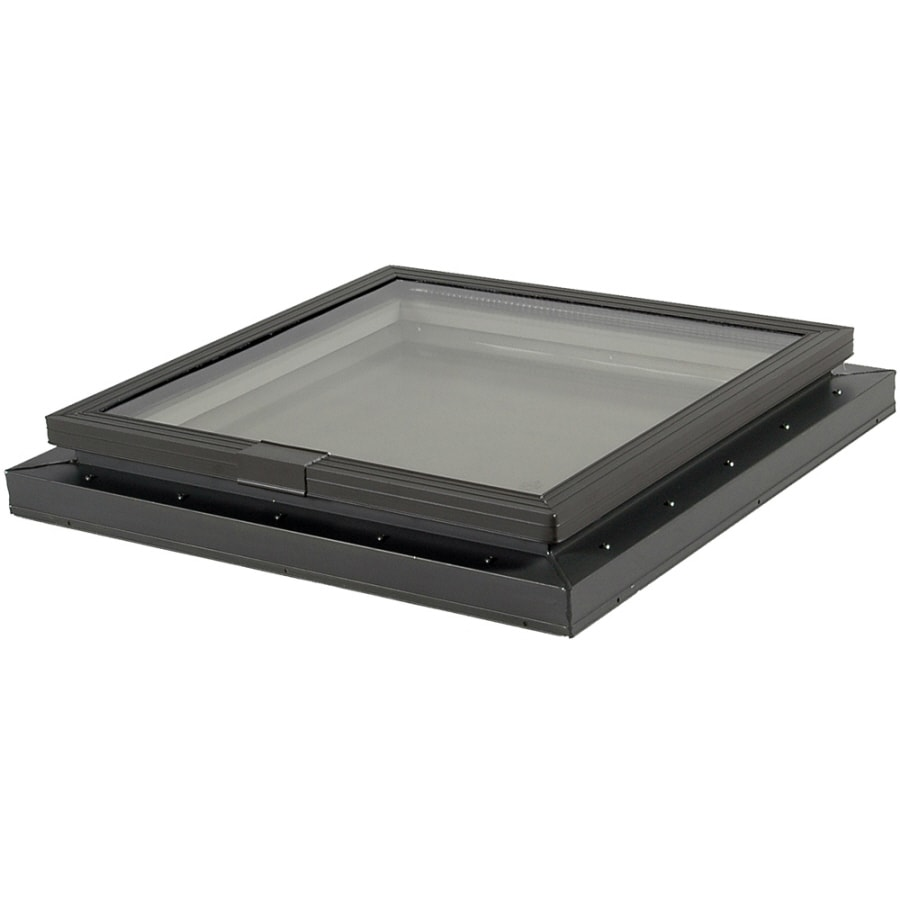 Sun-Tek 22.5 x 22.5 Sun-Tek Fixed Curb Mount Skylight with Triple Glazed Impact Glass