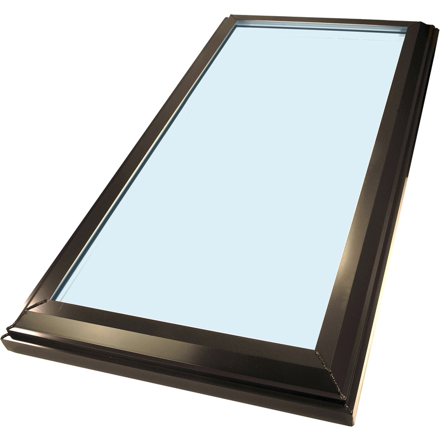 Sun-Tek Fixed Tempered Skylight (Fits Rough Opening: 22.5-in x 46.5-in; Actual: 26.625-in x 50.625-in)