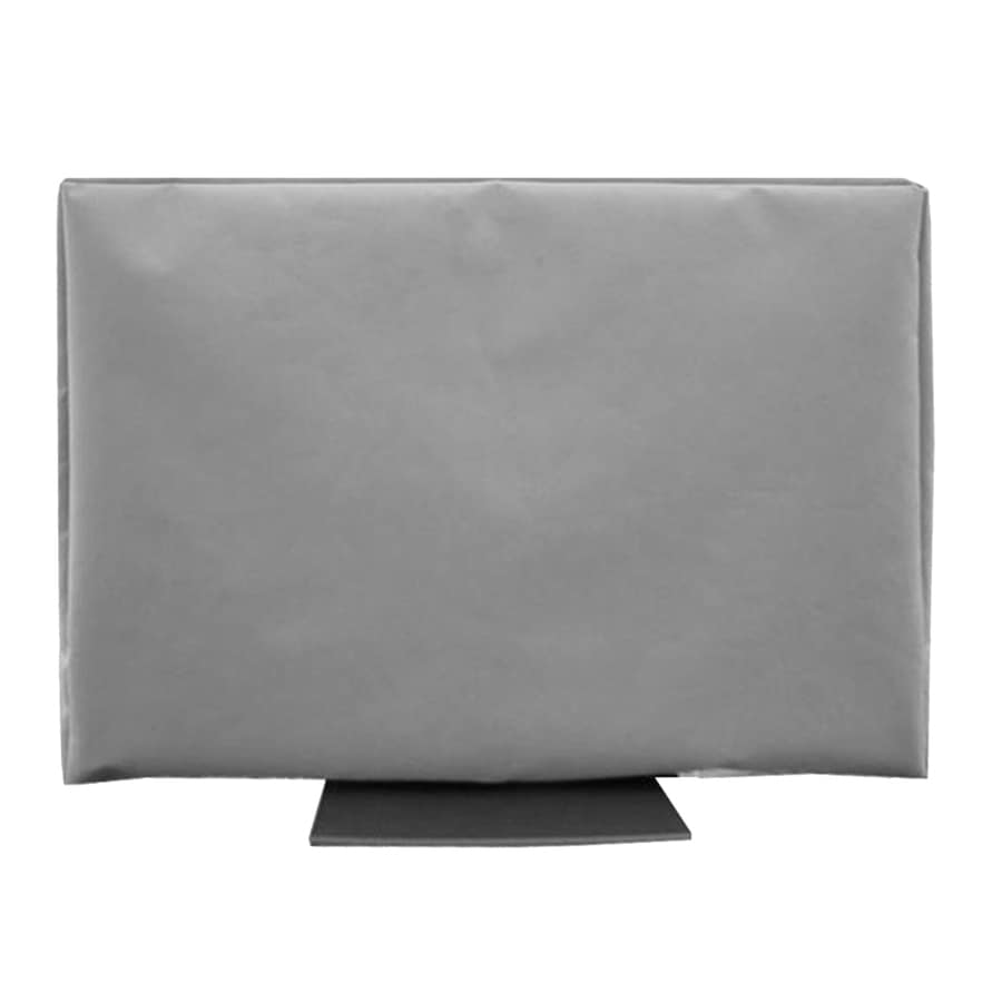 Houseworks Gray Polyester 55-in x 38-in Outdoor TV Cover