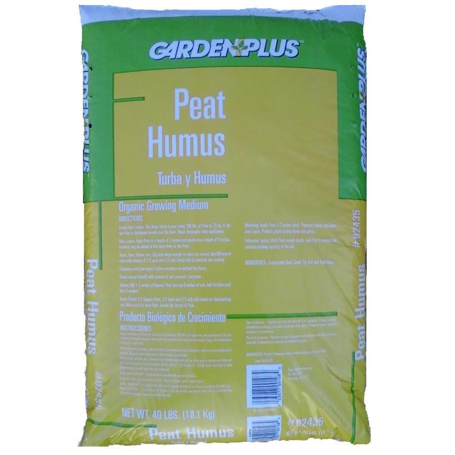 Hapi-Gro 40-lb Organic Peat Humus