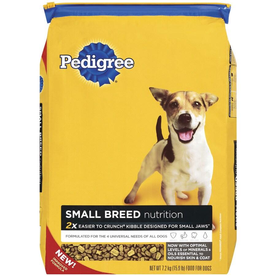 Pedigree 15.9-lbs Small Breed Adult Dog Food