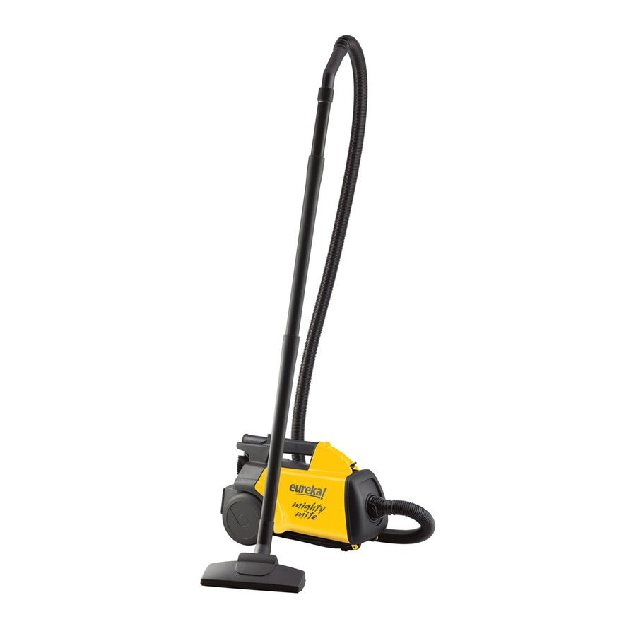 Shop Eureka Mighty Mite Lightweight Canister Vacuum At