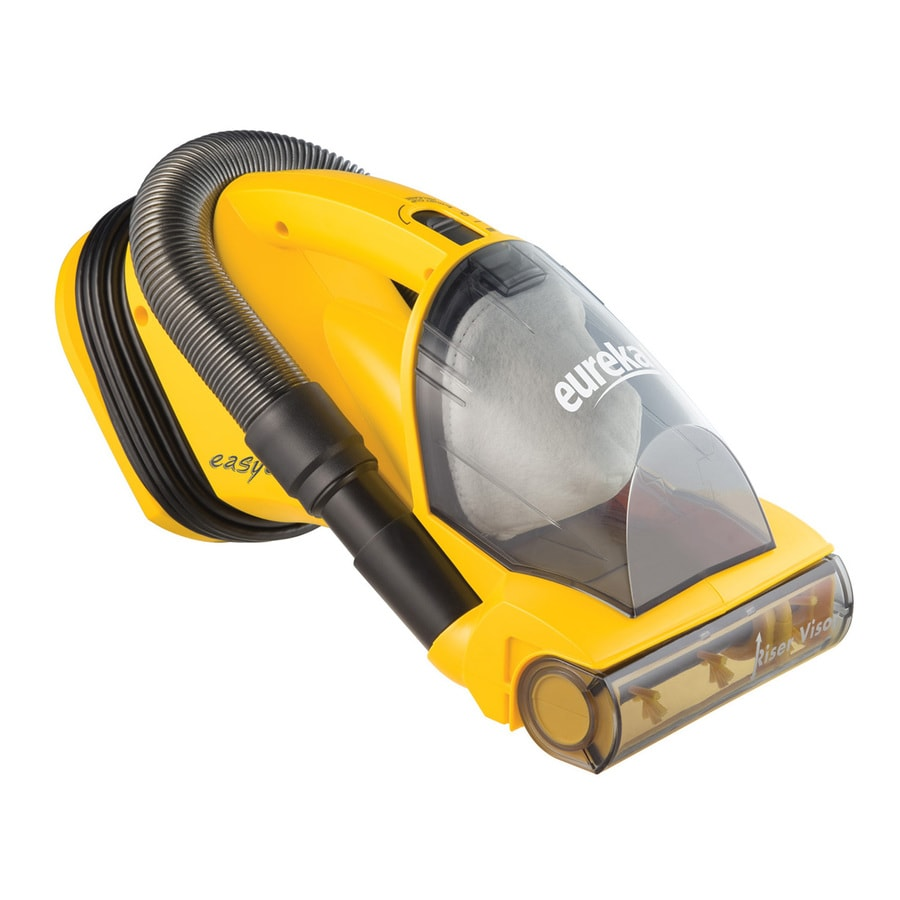 Display Product Reviews For Easy Clean 120 Volt Handheld Vacuum