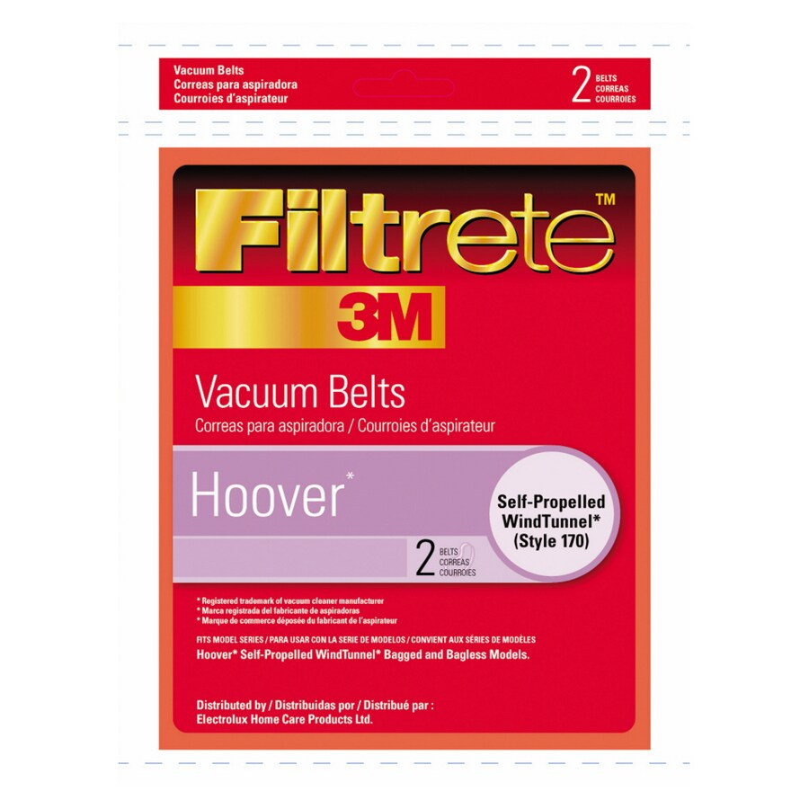 3M 2-Pack Vacuum Belt