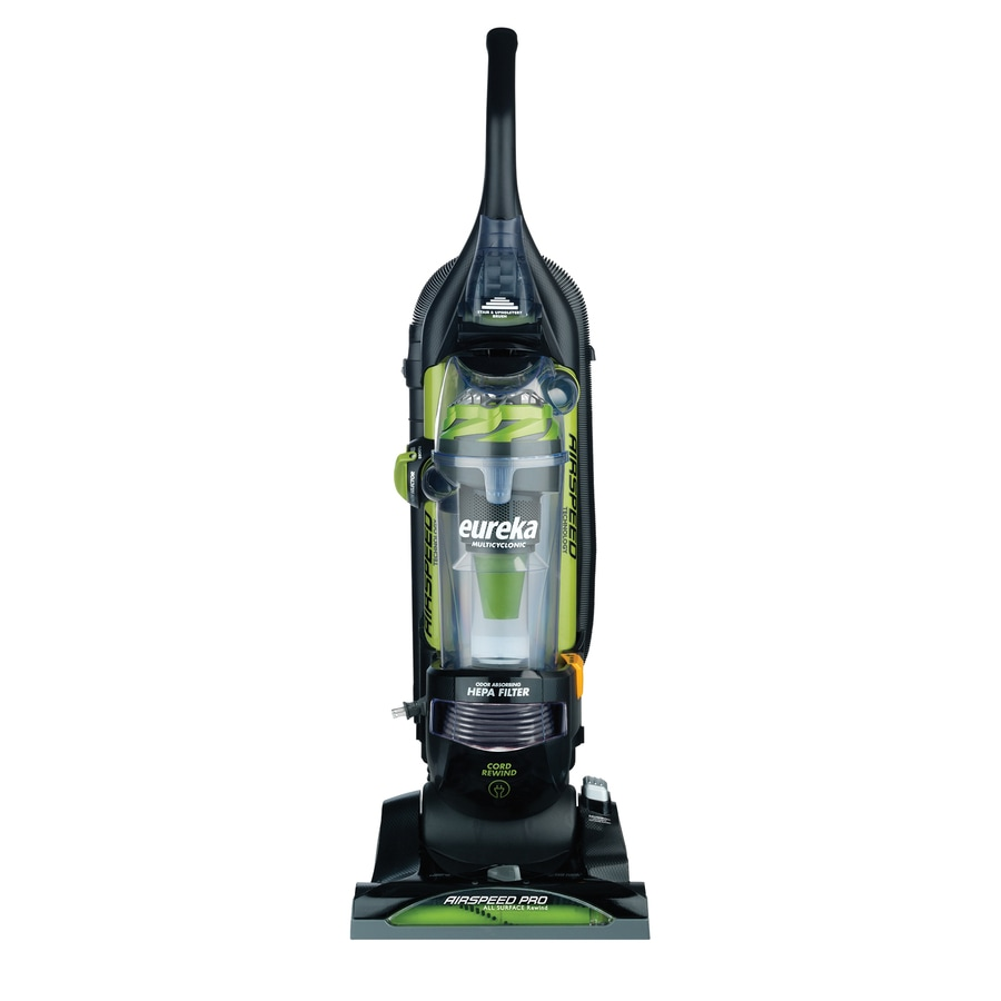 Shop Eureka Airspeed Bagless Upright Vacuum At Lowes Com