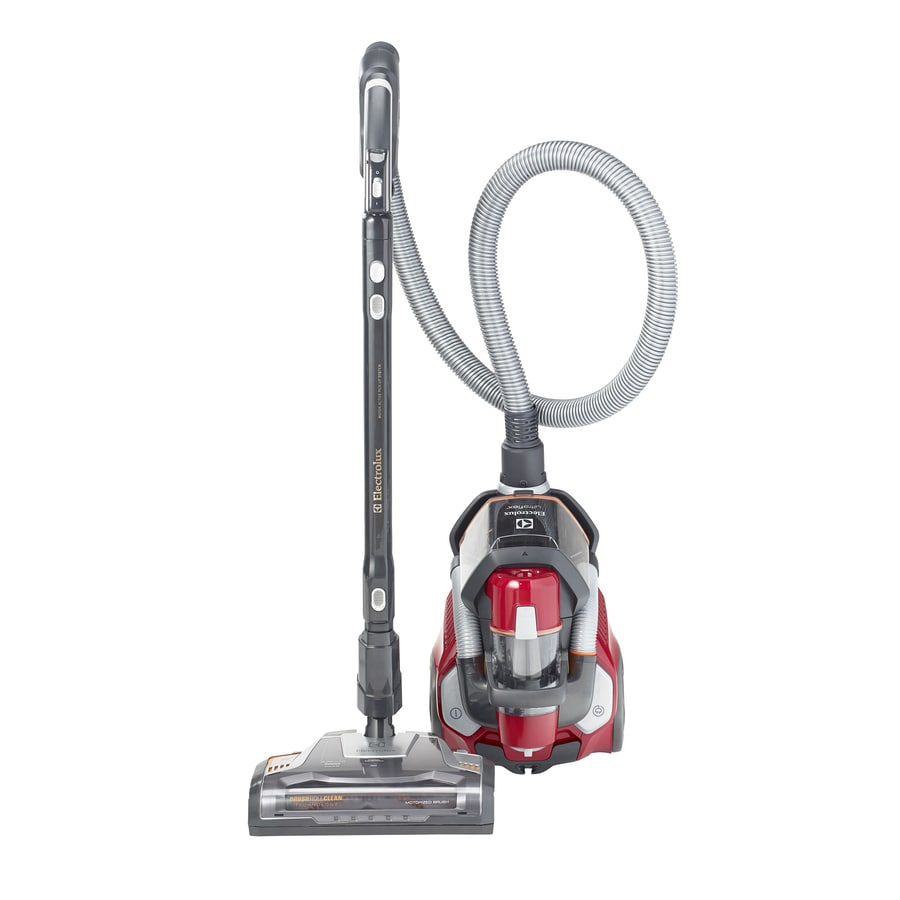 Shop Electrolux UltraFlex Bagless Canister Vacuum At Lowescom