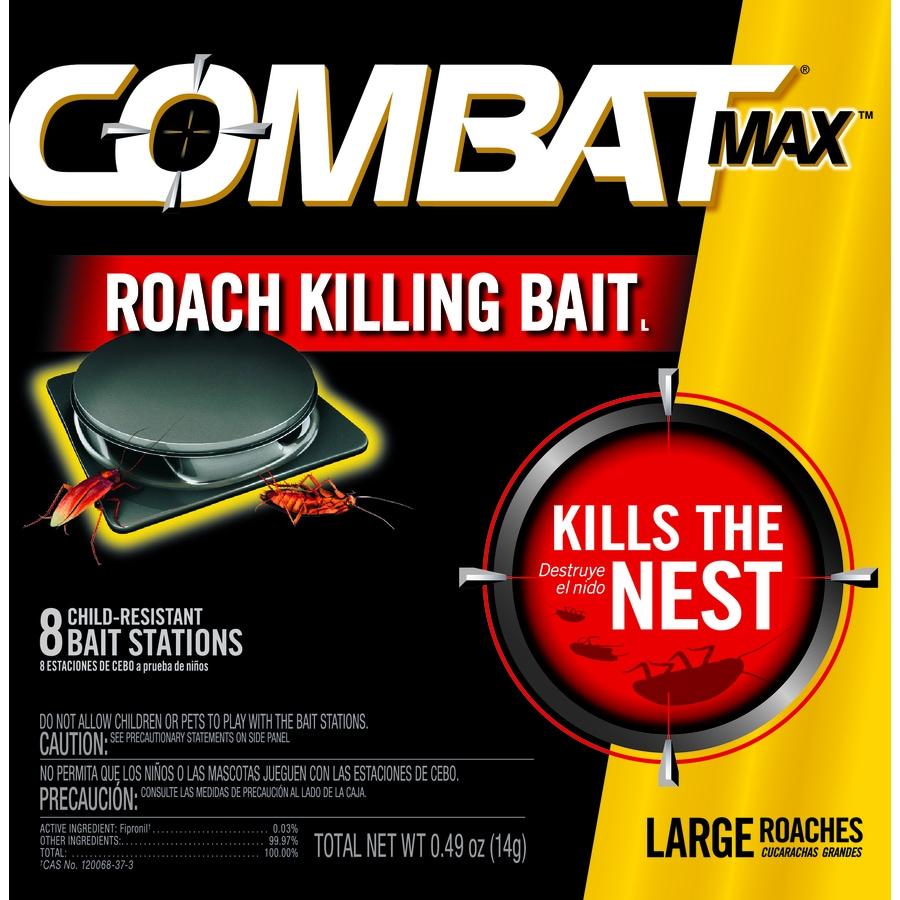 Combat 8-Count Roach Killer