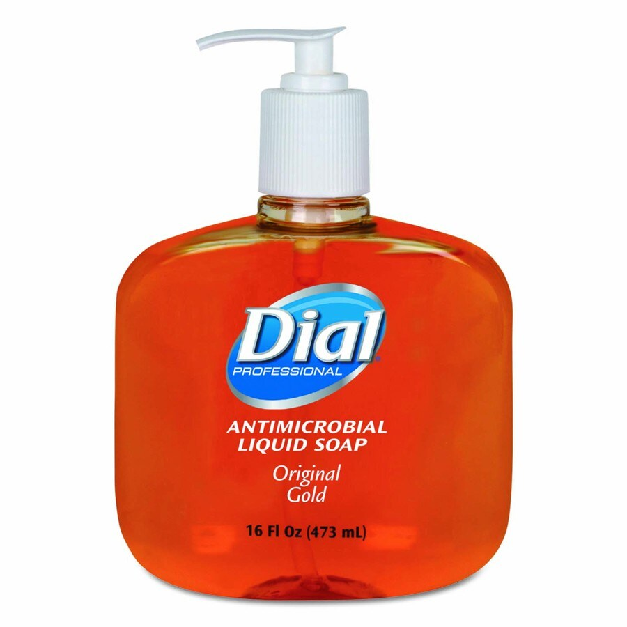 Dial 16-oz Antibacterial Floral Fragrance Hand Soap