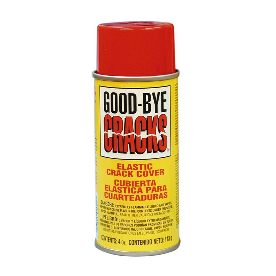 Goof Off 4 Oz. GoodBye Cracks Elastomeric Crack Cover