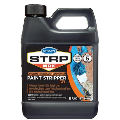 Crown Paint Strippers Removers At Lowes Com