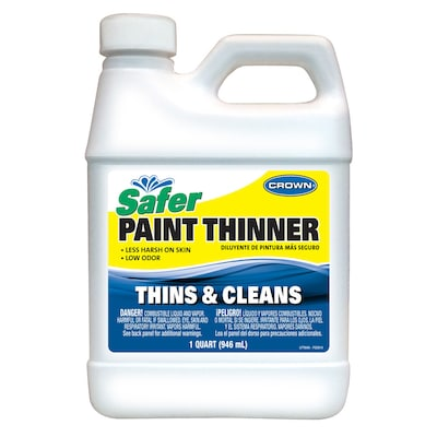 32-fl oz Slow to Dissolve Paint Thinner