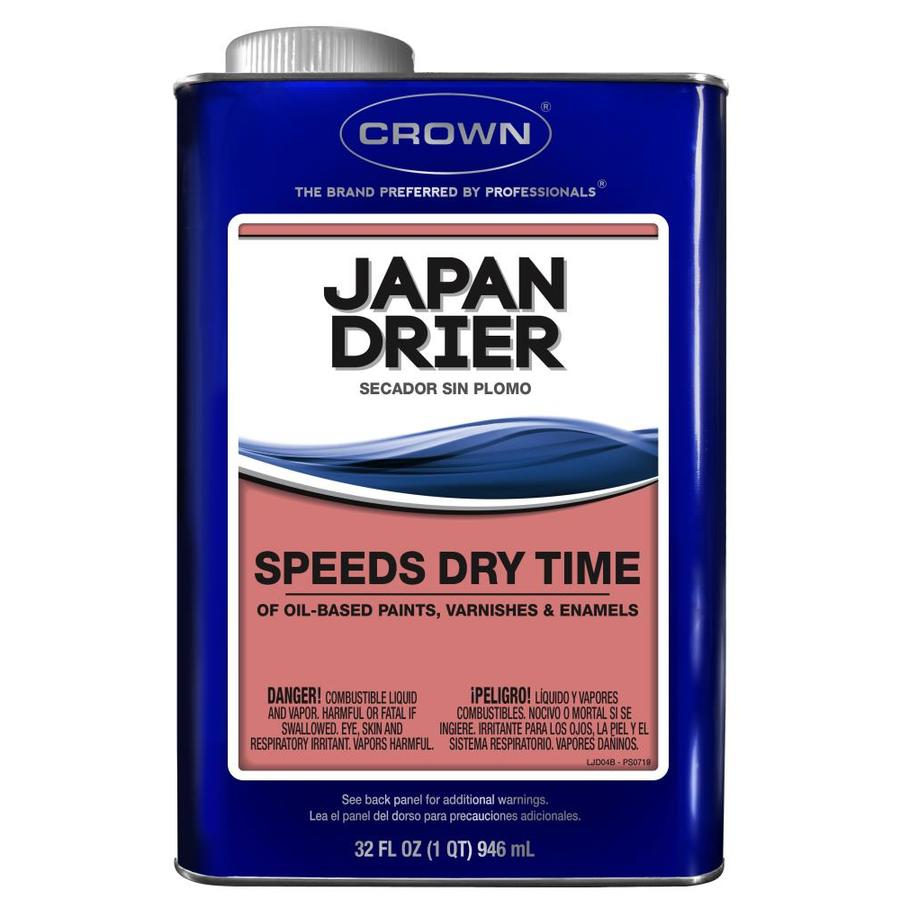 Crown 32-fl oz Slow to Dissolve Japan Drier